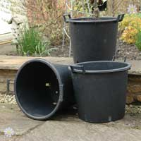 Pack Of 3 Heavy Duty 30 Litre Pots