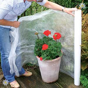 50% off Frost Protection Fleece roll