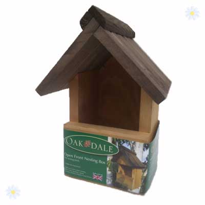 Image of Open Front Nesting Box