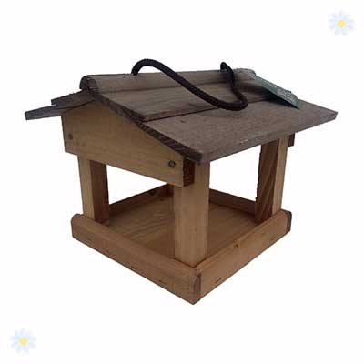 Image of Hanging Bird Table
