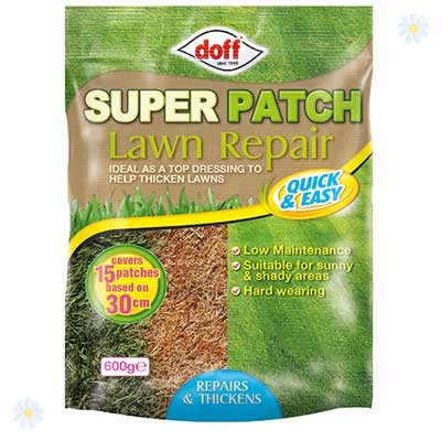 Super Patch Lawn Repair 600g YouGarden